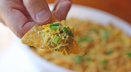 Foodie Friday – Vegan Baked Artichoke Dip