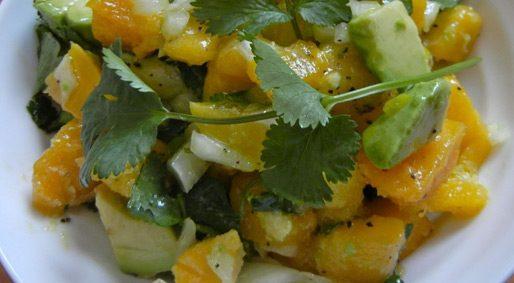 Foodie Friday – Mango Salsa