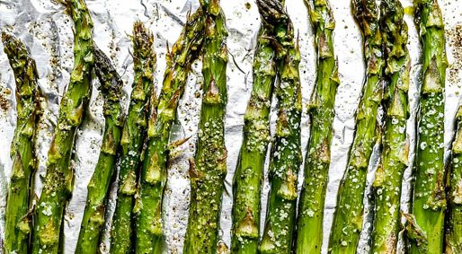 Foodie Friday – Oven Roasted Asparagus