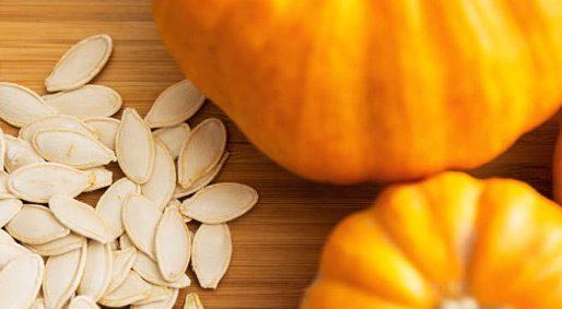 Healthy Pumpkin Seed Treat