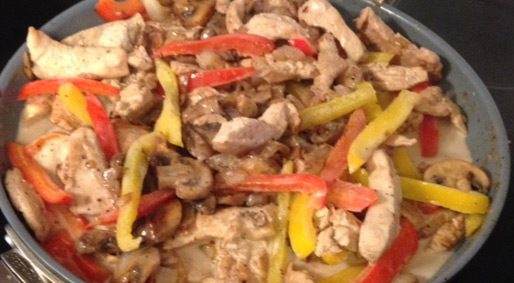 Foodie Friday – Spicy and Sweet Coconut Chicken Stew