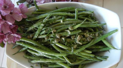 Foodie Friday – Summery French Bean Salad