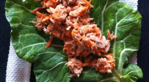 Foodie Friday – Killer Tuna Salad Wraps
