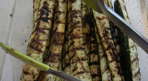 Foodie Friday – Grilled Zucchini